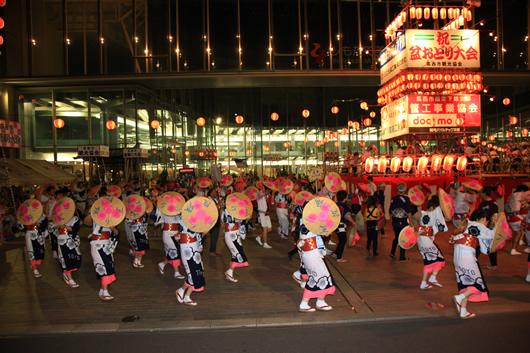下館盆踊り大会
