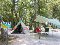 宮山公園キャンプ場